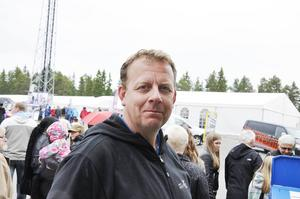 Runt 17 000 besökare på fyra dagar är helt klart godkänt, enligt mässgeneralen Krister Lingbom som ser den nya mässplatsen Östersundstravet som en chans att växa ytterligare.