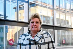Särbon Nina Lagh, då regionråd i Uppsala för Moderaterna, var med i bilen när Clas Jacobsson dog.