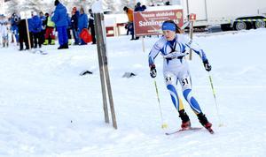 Tove Alexandersson – hittills obesegrad på VM.