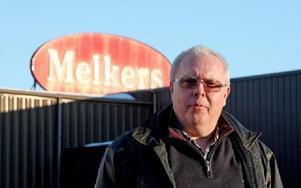 – Jag och min bror och två kusiner varav en är pensionär nu driver företaget. Men Melkers grundades 1891 och det är inte slut nu, säger Pär Olof Olsson.