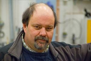Kjel-Åke Skoog, rektor på fordon-och transportprogrammet i Östersund.