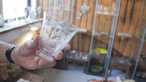 De äldsta föregångarna i Scanglas sortiment är 2000 år gamla romerska glas.