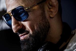 Svenske Reza Madadi går även han match under UFC Fight Night i Stockholm.