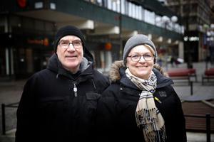 Ralf och Gunilla Sandvik.