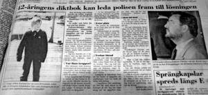 Historien om Quick blev stora rubriker i tidningarna, allt eftersom åklagare van der Kwast presenterade nya detaljer ur utredningen.