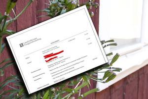 Bollnäs pastorat sålde prästgården i Segersta till sina gamla hyresgäster för 650 000 kronor, 100 000 mer än taxeringsvärdet. OBS! Bilden är ett montage.