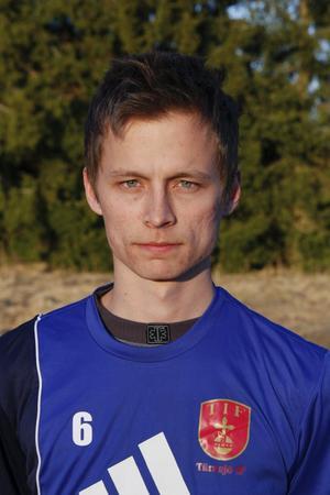 Jimmy Persson inledde målskyttet.