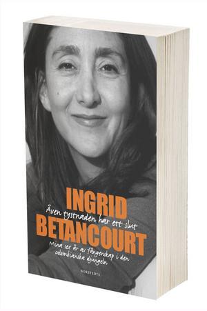 Ingrid Betancourts egen berättelse, om de sex och ett halvt åren som fånge hos Farc-gerikllan i Colombia,Även tystnaden har ett slut, var den biografi som lånades mest på Hedemora Stadsbibliotek förra året.