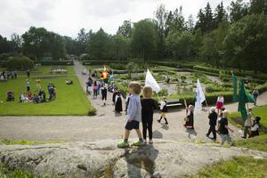 Nationaldagsfirande i Järvsö