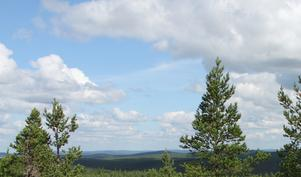 Utsikt från Räkaklitt.
