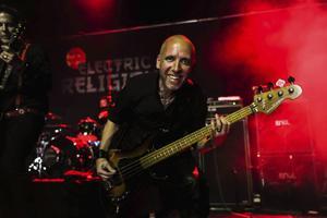 Mikael Nordmark under Getaway Rock Festival 2015.