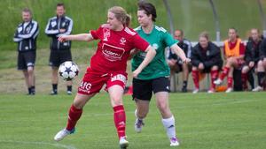 Västanfors Lovisa Hedin är redo för spel igen.