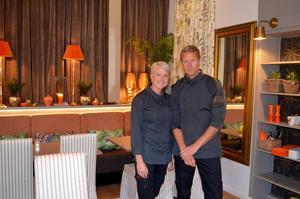 På torsdag öppnar Anders och Erika Eriksson restaurangen zmak på Sjögatan i Sundsvall.