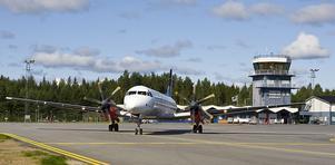 Stoppet för flyget blir betydligt längre än vanlig i sommar.