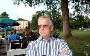 Hans Andersson har avlidit i en ålder av 63 år. Han sörjes närmast av sin fru Margareta och döttrarna Cathrine och Marie med familjer. FOTO: PRIVAT