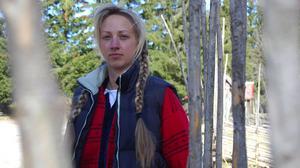 Vill skydda djuren. Tin Gumuns, fäbodbrukare på Karl Tövåsens fäbodar i Rättvik, vill göra allt som är möjligt för att skydda djuren på fäboden, men länsstyrelsen säger nej till rovdjursstängsel. Foto: Katarina Cham