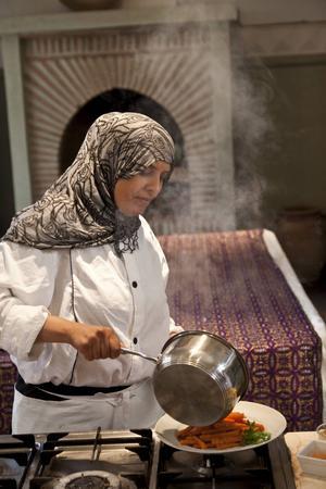 Matlagningskurs i Marrakech.