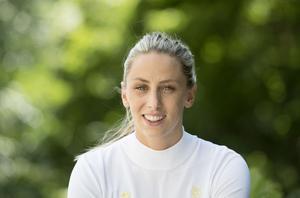 Jennie Johansson tog sig inte vidare till finalen i 100 meter bröst.