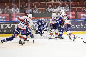 Leksand inledde bra, men tappade sedan greppet om matchen mot Växjö.