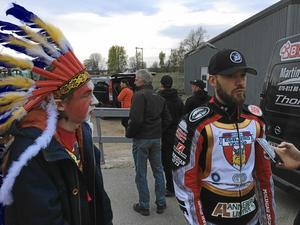 Indianernas Nicolai Klint tvingas slänga in handduken för resten av säsongen.