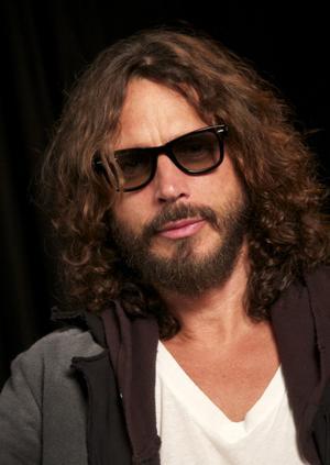 Förutom Soundgarden har Chris Cornell en aktiv solokarriär.