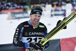 Emil Jönsson tog, något oväntat, hem SM-guld i 15 kilometer klassiskt den gångna säsongen.