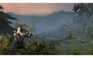 Historiska miljöer, akrobatik och lönnmord i Assassin's Creed 3.