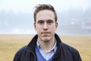 Marcus Olofsson är tillbaka i Söderhamns FF efter bland annat spel i superettan, IFK Mariehamn och senast Sandvikens IF.