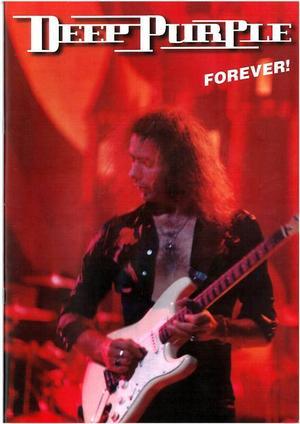 Bandet Deep Purple har Micke förärat med en rad egna tidningar.