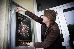 Dokumentärfilmaren och SVT-journalisten Anders Jansson inför premiären.