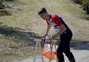 Björn Johansson, Sundsvalls OK, blev 38:a i H16 Elit.