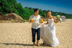 Mauritius - det är platsen där flest vill gifta sig.
