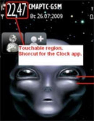 Symbian bloggar om sitt utseende