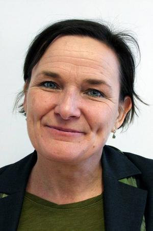 EU-kommissionens språkansvariga i Sverige, Maria Sjöström-Gisslén.