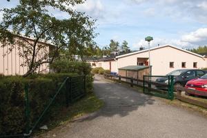 Förskolan Bilaal ligger i södra Bomhus.