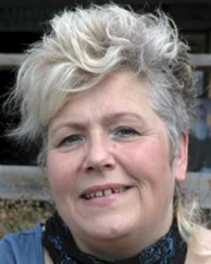 Sue Fagrell.