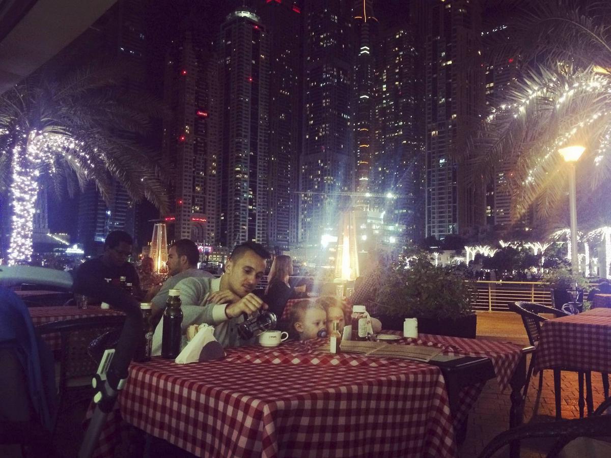 Ex-giffarens nya liv i Dubai