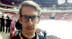 Eric Westlund är på plats i Malmö för ÖP.