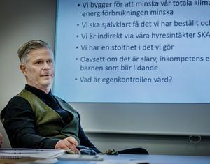 Göran Lunander, vd Futurum.
