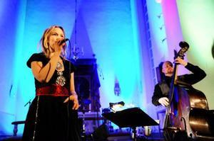 Sofia Jannok gav en konsert som fullständigt knockade åhörarna. Foto: Marit Manfredsdotter