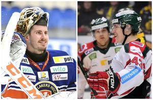 Joacim Eriksson och Tom Nilsson blir lagkamrater nästa säsong.