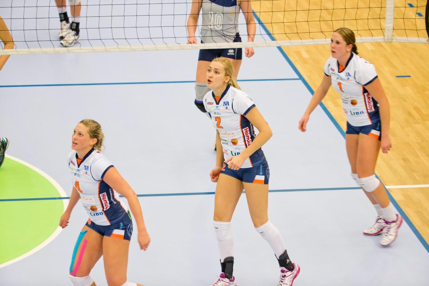 Ny seger for volleybollandslaget