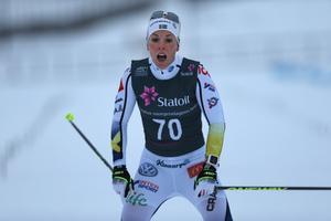 Charlotte Kalla går miste om hundratusentals kronor för landslagsnobben.