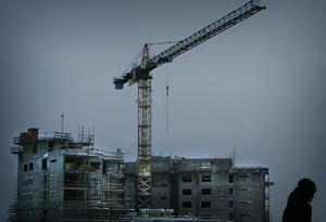 Ingen jobbfråga. Hyresgästföreningen menar att nya bostäder behövs för människornas skull. (Bilden är från Lillåudden i Västerås). foto: iris tiitto