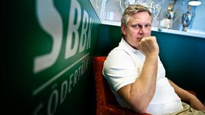 Robban Andersson, sportchef i Södertälje Kings.